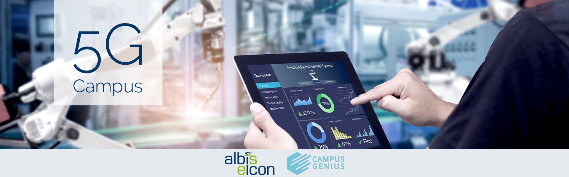 Strategic Partnership: albis-elcon and CampusGenius